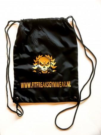 Fitfreaks bag Black/gold