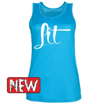 Fit hemd Blue