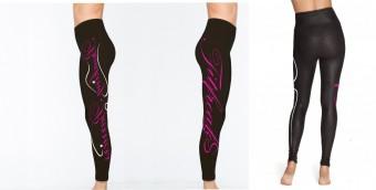 Legging Breaking Barriers Pink