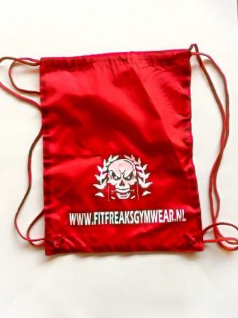 Fitfreaks bag Red/white