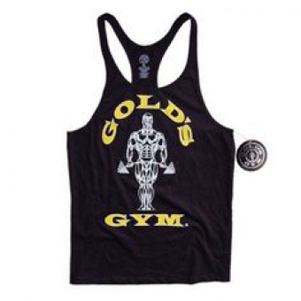 Tanktop Gold's Gym Black (USA)