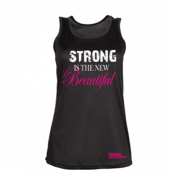 Strong is the new Beautiful black