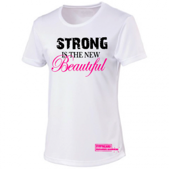 Strong is the new Beautiful White