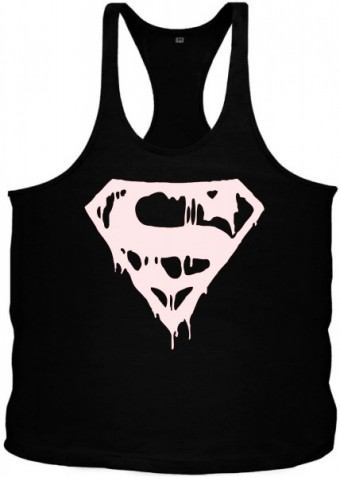 Tanktop Superman Blood White