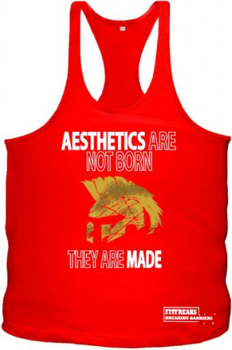 Aesthetics Tanktop Red