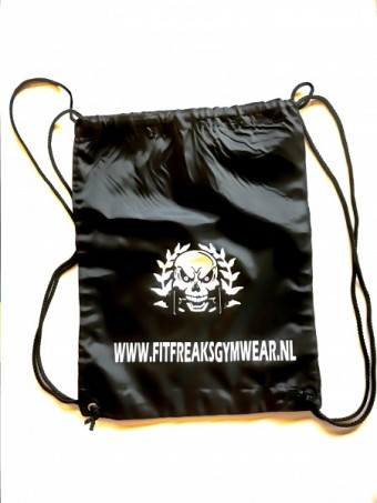 Fitfreaks bag Black/white
