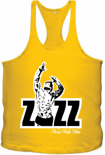 Tanktop zyzz Yellow
